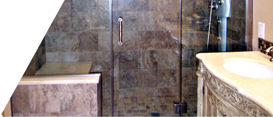 Syosset Glass Amp Mirror Glass Shower Doors Bathroom
